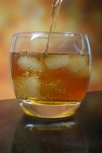 Brandy mit Cola